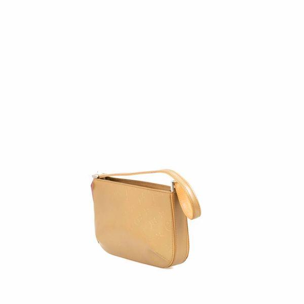 Louis Vuitton Pochette Vernis Mat