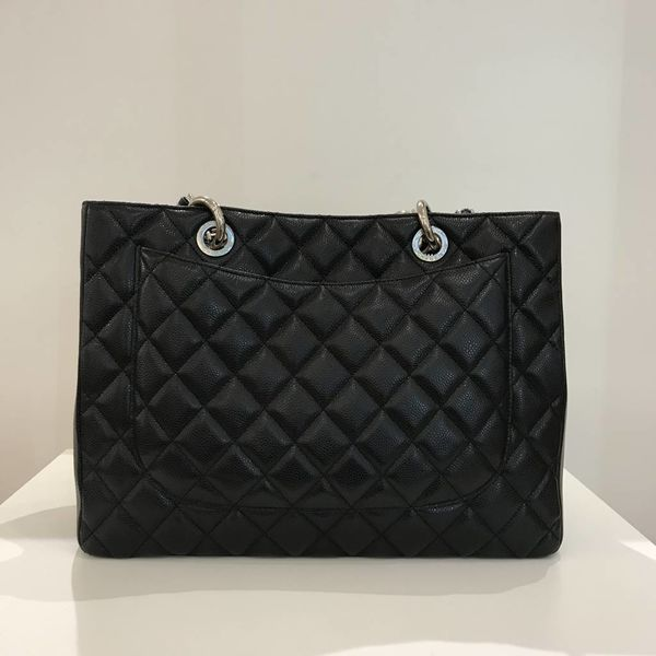 Chanel Shopping Tote