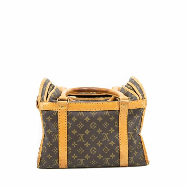Louis Vuitton Dog Bag