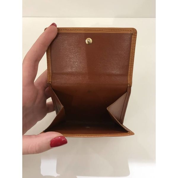 Louis Vuitton Portemonnaie  Epi Leder