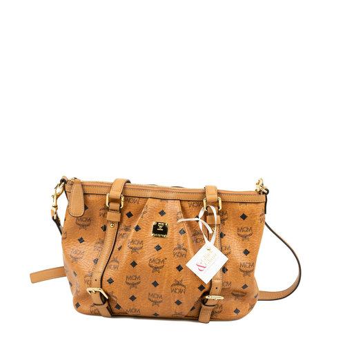 Gebrauchte Mcm Taschen Second Hand Gluck Glanz Designer
