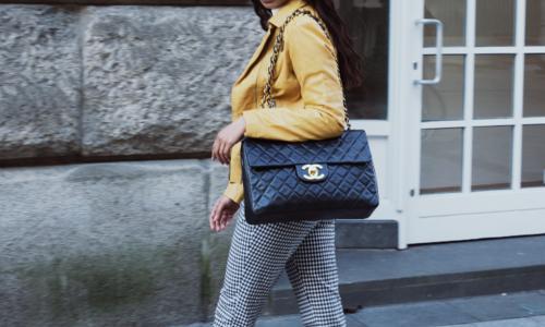 Coco Chanel und ihre Taschen