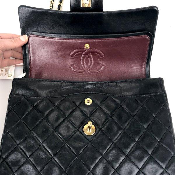 Chanel Classic Flap Bag Medium Tall