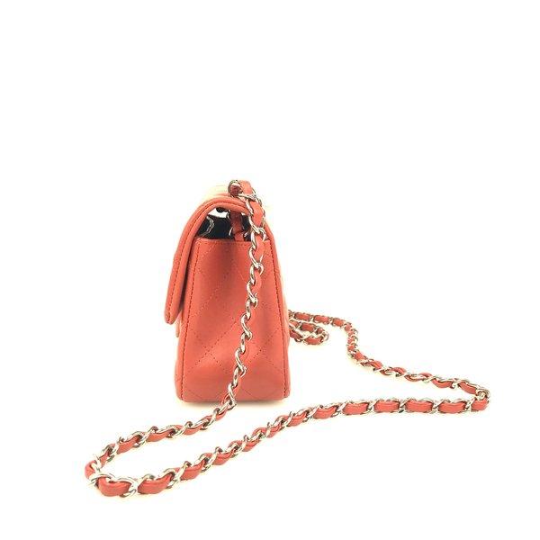 Chanel Kleine Pattentasche