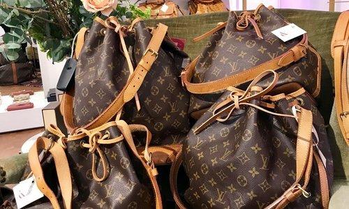 Die einzigartige Geschichte von Louis Vuitton und seinen Taschen