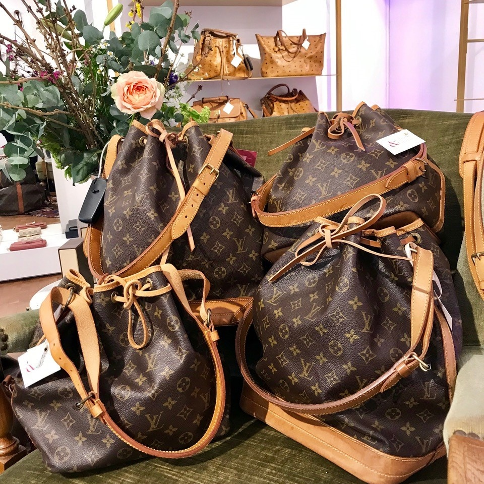 2f254d6ae56e7 Die einzigartige Geschichte von Louis Vuitton und seinen Taschen - Designer  Second Hand aus Köln - Glück   Glanz