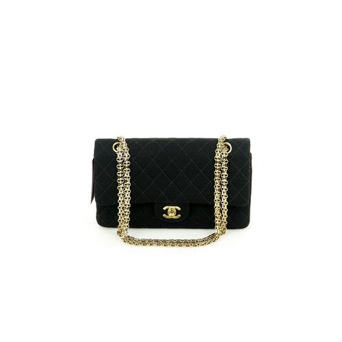 Chanel Classic Jersey Flap Bag Medium