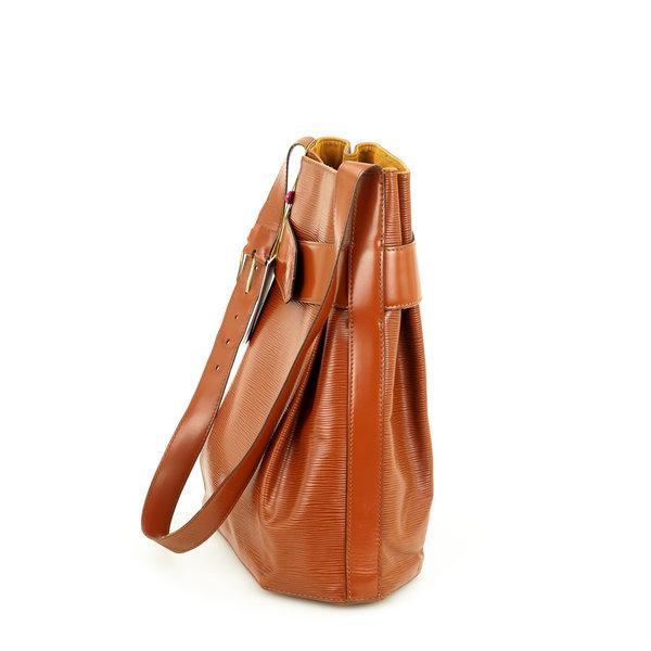 Louis Vuitton Sac D'epaule Epi Leder
