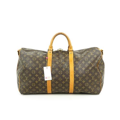 Louis Vuitton Keepall 50 Bandoliere