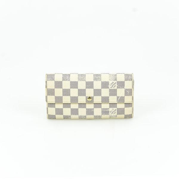 Louis Vuitton Portemonnaie Damier Azur