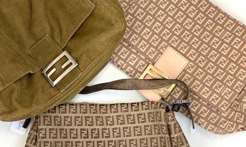 Die Fendi Baguette Bag