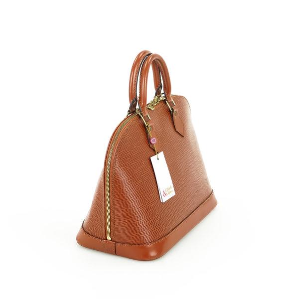 Louis Vuitton Alma Epi Leder