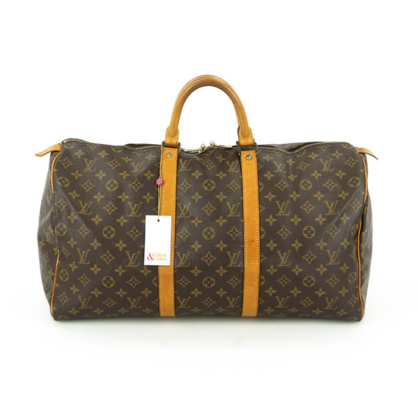 Louis Vuitton Keepall 50 Monogram