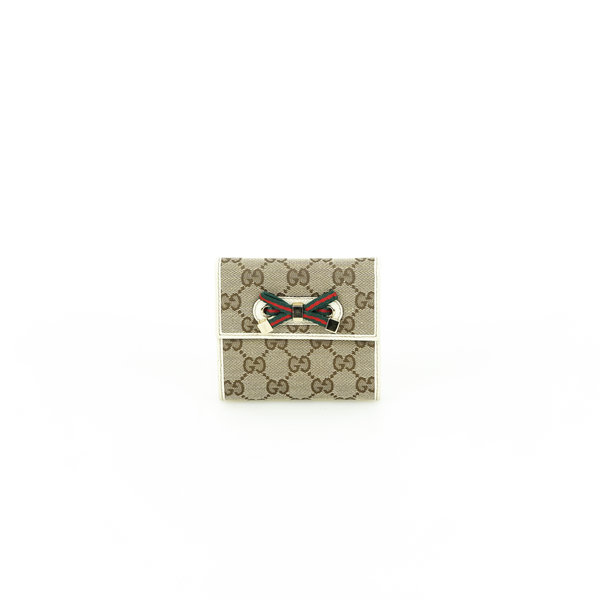 Gucci Portemonnaie Monogram Canvas