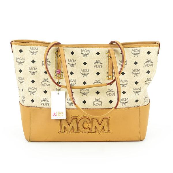 MCM Shopper Monogram