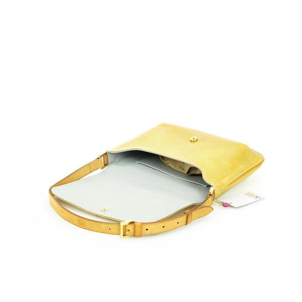 Louis Vuitton Thompson Monogram Vernis Leder