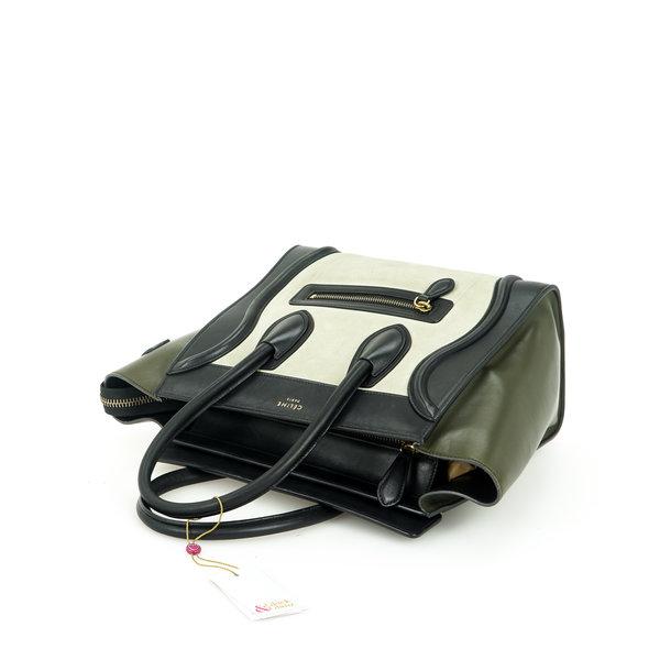 Céline Mini Luggage Leder