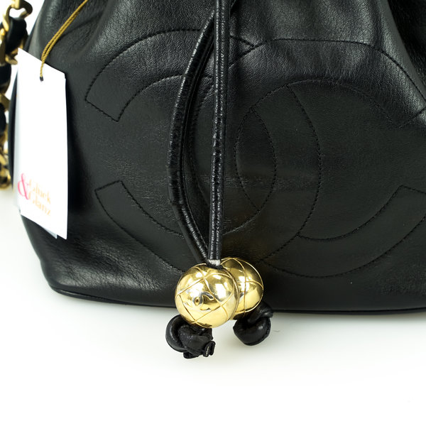 Chanel Beutel Tasche Leder