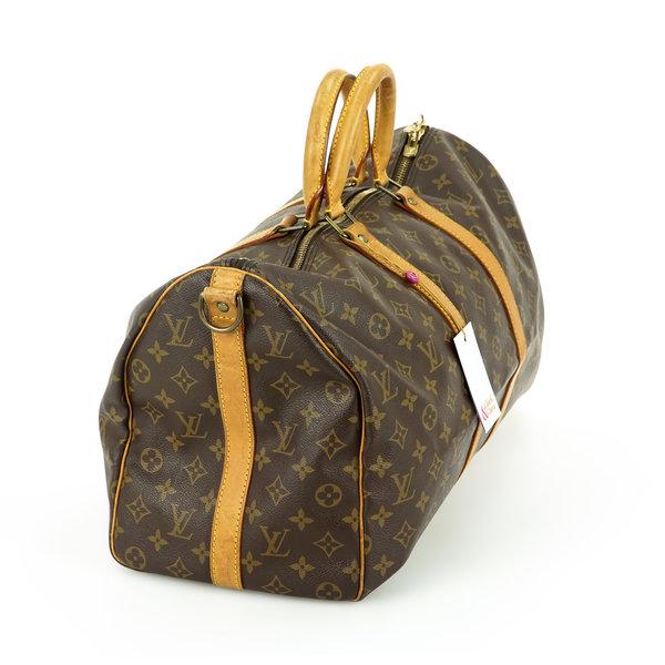 Louis Vuitton Keepall 45 Bandouliere Monogram