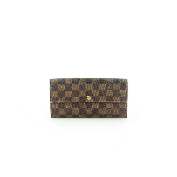 Louis Vuitton Portemonnaie Sarah Damier Ebene