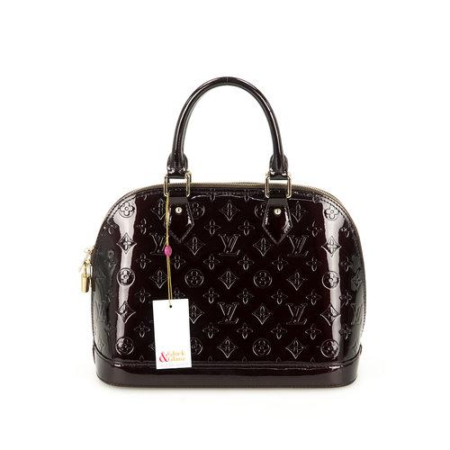 Louis Vuitton Alma Amaranth PM