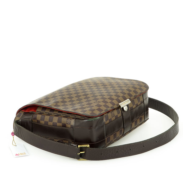 Louis Vuitton Bastille Messenger Bag GM Damier Ebene