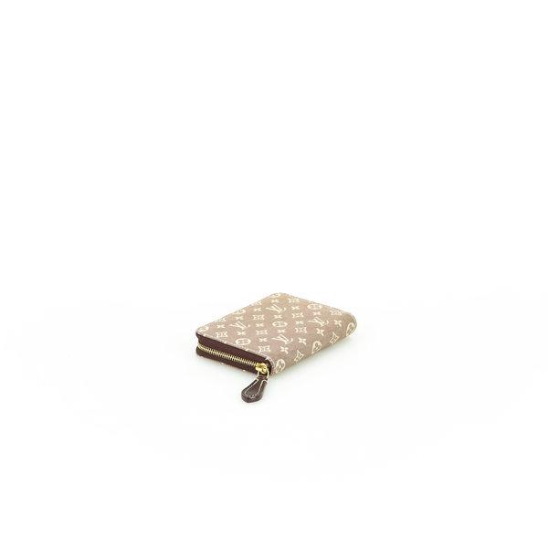 Louis Vuitton Portemonnaie Zippy Monogram Sepia