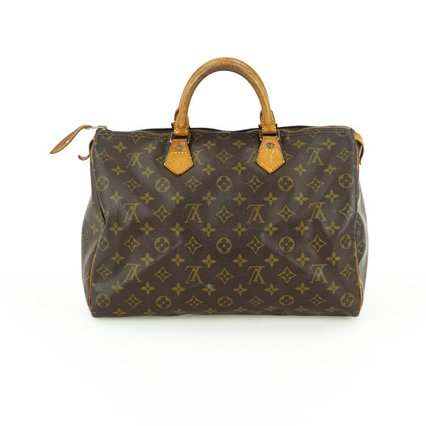Louis Vuitton Speedy 35 Monogram