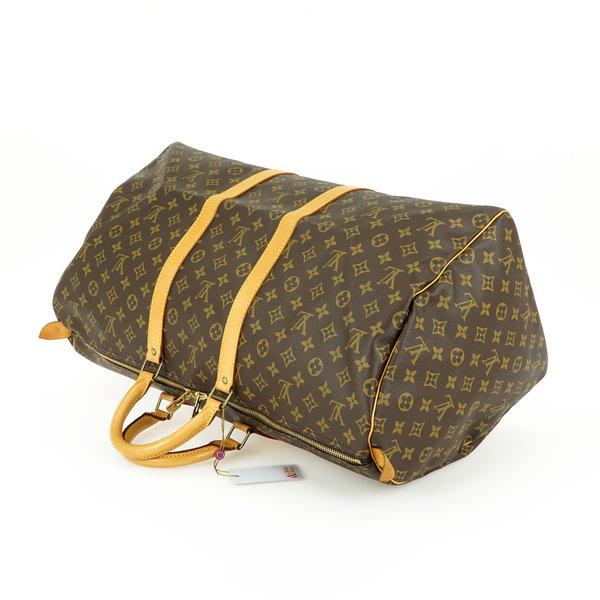 Louis Vuitton Keepall 55 Monogram
