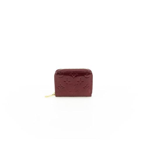 Louis Vuitton Portemonnaie Rouge Fauviste