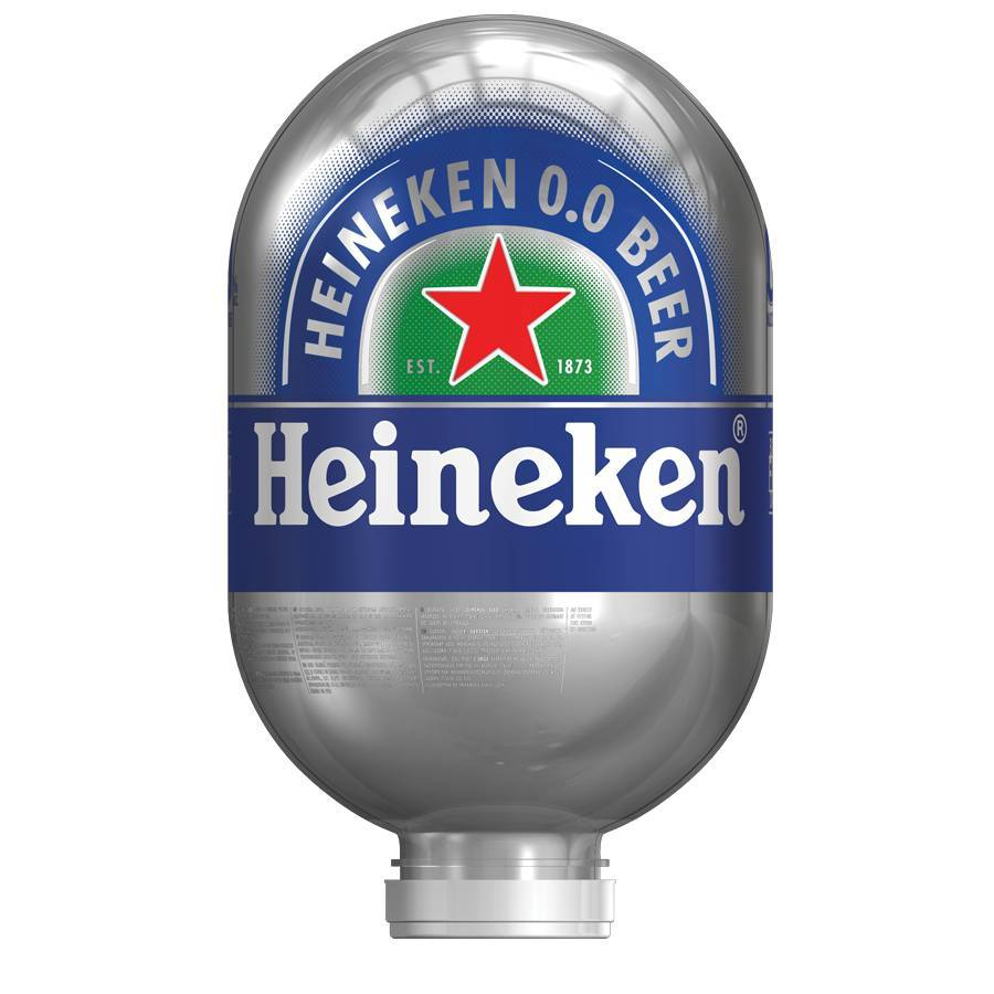 Heineken 0.0 Professional Bundle