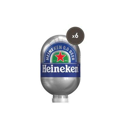 Heineken 0.0 Keg Bundle