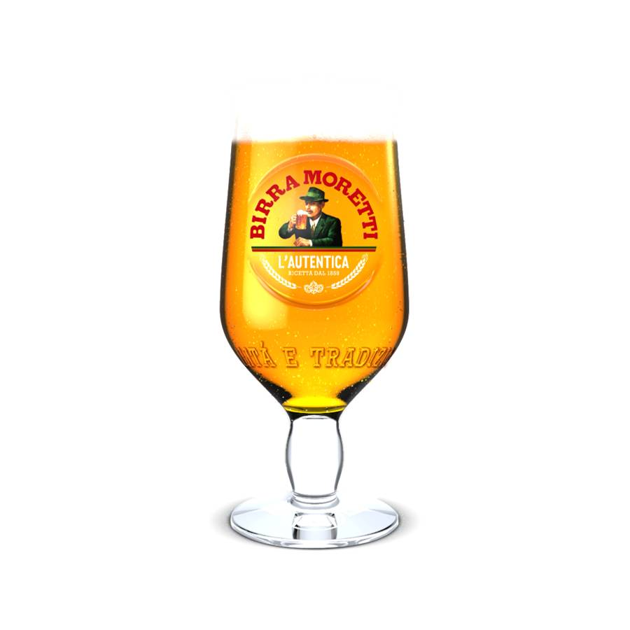 Birra Moretti Pint 24 Pack