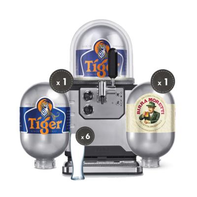 Tiger Mix Starter Bundle