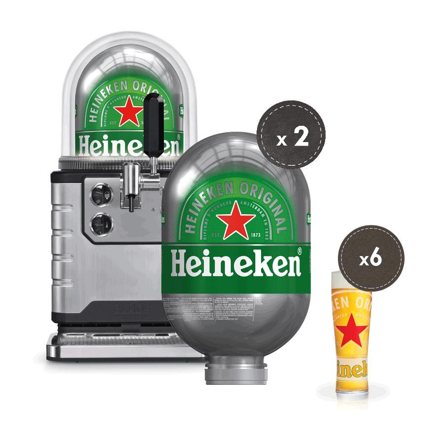 Heineken Starter Bundle