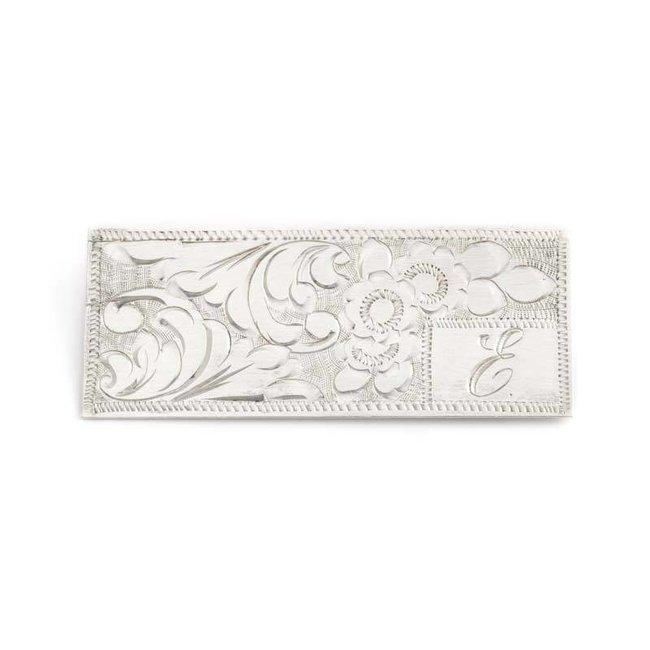 Aurora Patina Art nouveau broche