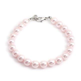 Krikor Roze  parel armband 8 mm
