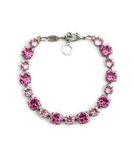 Krikor Roze armband kristal