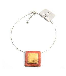 Culture Mix Oranje ketting