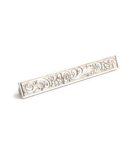 Aurora Patina Zilveren broche art nouveau