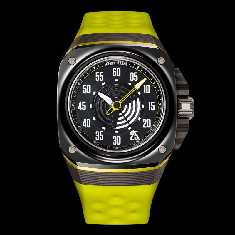 Gorillawatches ACID GREEN