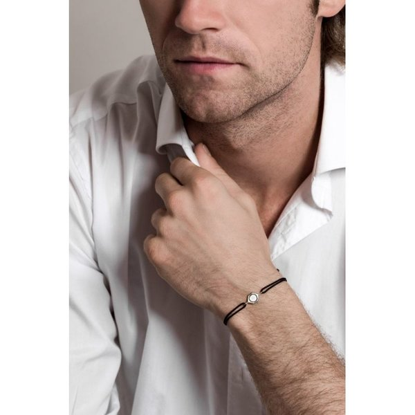 Serenity silver bracelet