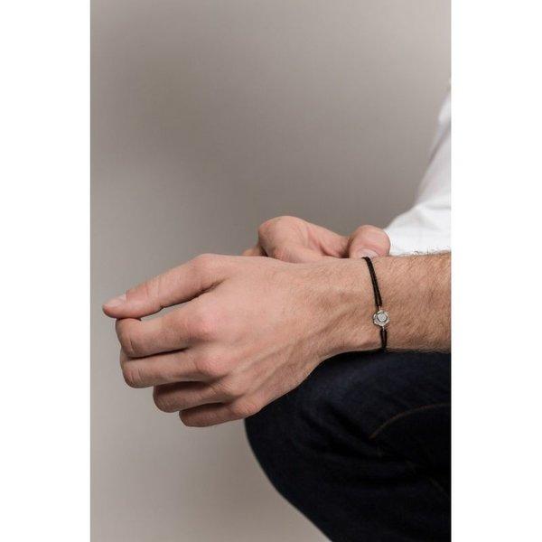 Creativity silver bracelet