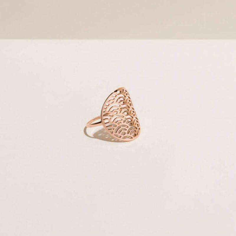 Tiny Om Wave ring III