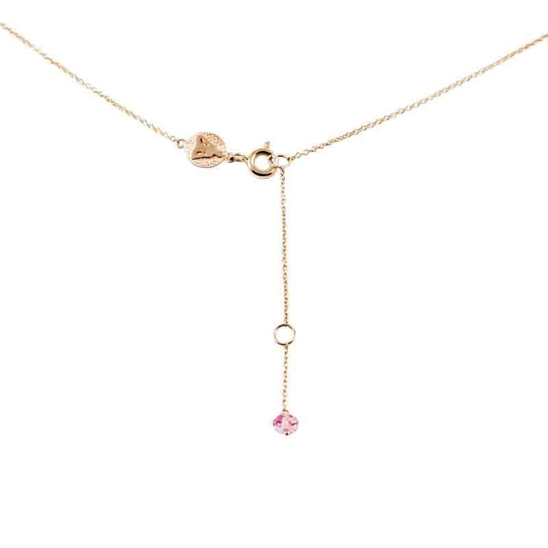 Tiny Om Sahasrara necklace