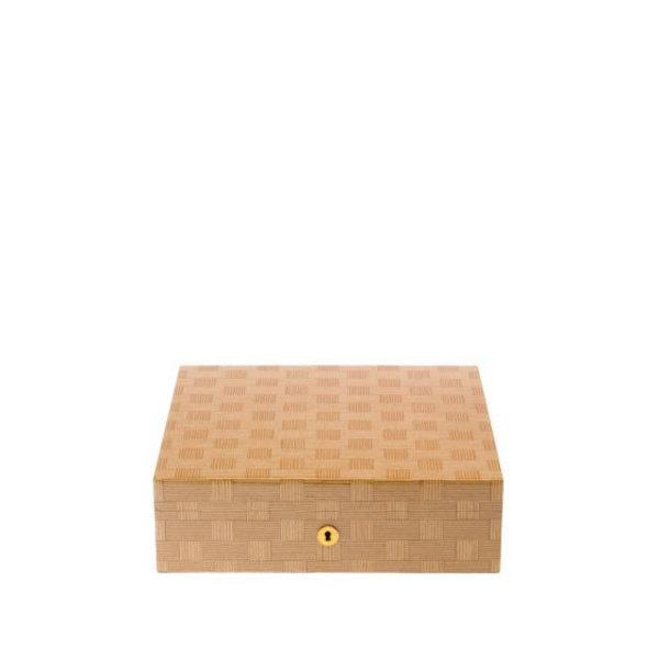 Heritage Bamboo 8 Watch Box