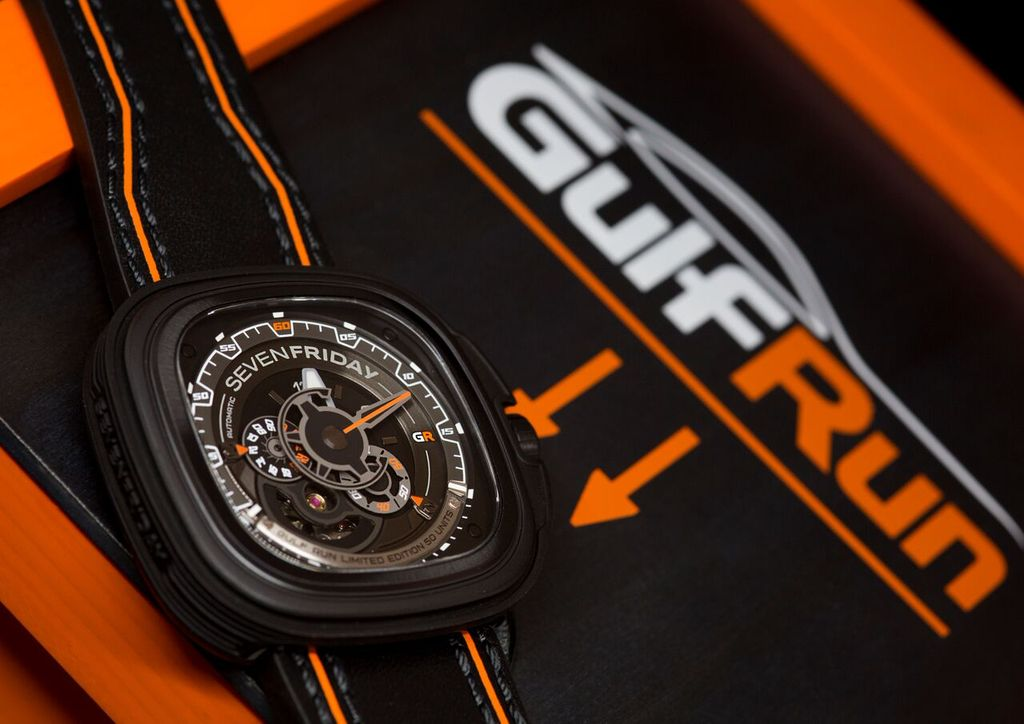 SEVENFRIDAY Gulf Run 2018 Limited of 50 units