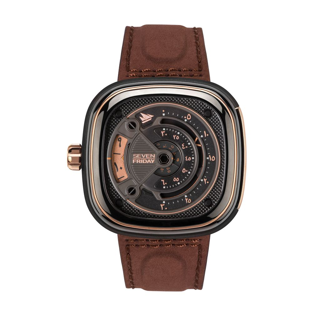 SEVENFRIDAY The Boom II Off series second edition