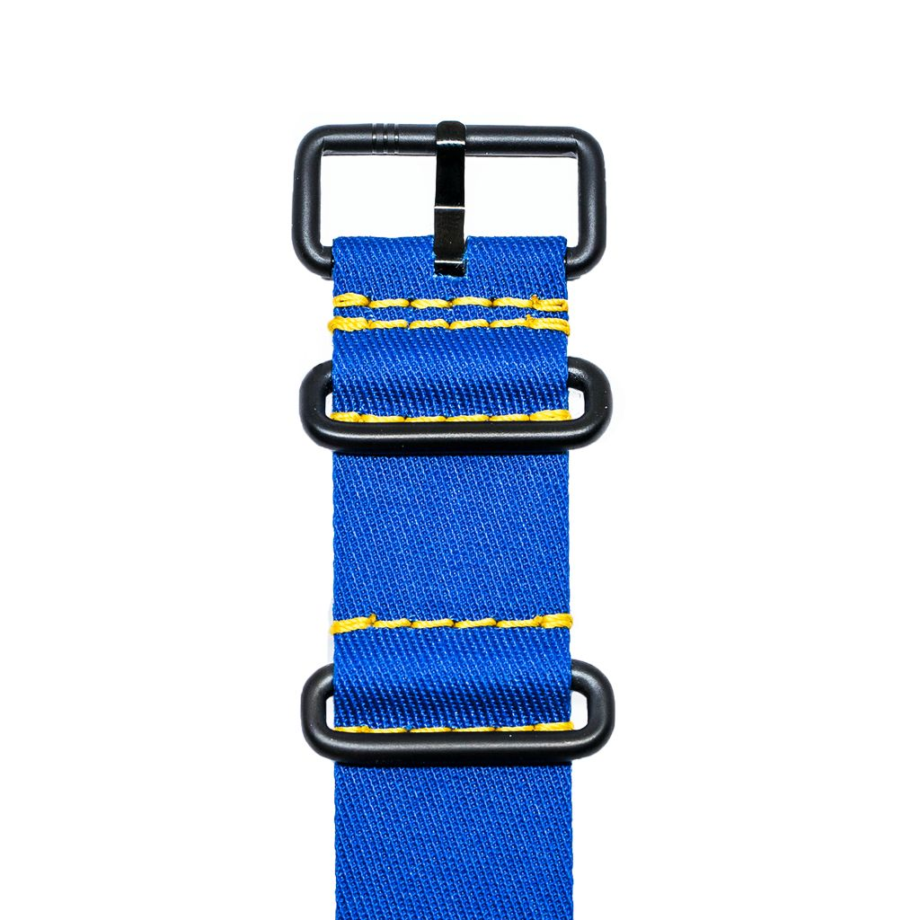 the-electricianz Elz -BLUE NATO STRAP