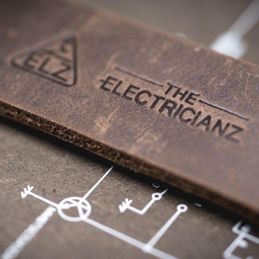the-electricianz Elz -BROWN NATO STRAP